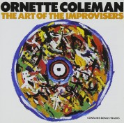 Ornette Coleman: The Art of the Improvisers - CD
