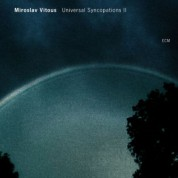 Miroslav Vitouš: Universal Syncopations II - CD