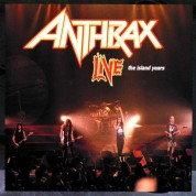 Anthrax: Live The İsland Years - CD