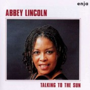 Abbey Lincoln: Talking to the Sun - Plak