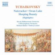 Tchaikovsky: Nutcracker (The) / Swan Lake / Sleeping Beauty (Highlights) - CD