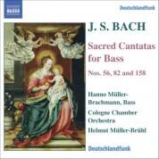 Hanno Muller-Brachmann: Bach, J.S.: Bass Cantatas, Bwv 56, 82, 158 - CD