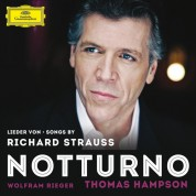 Daniel Hope, Thomas Hampson, Wolfram Rieger: Strauss, R.: Notturno - CD