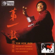 Hok-Man Yim: Poems of Thunder - Percussion - CD