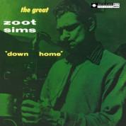 Zoot Sims: Down Home - Plak