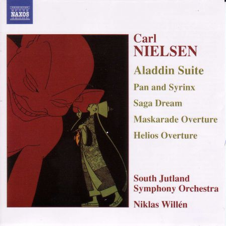 Nielsen: Aladdin Suite / Pan and Syrinx / Helios Overture - CD