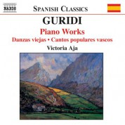 Guridi: Piano Works - CD