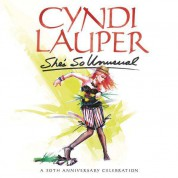Cyndi Lauper: She's So Unusual: A 30th Anniversary Celebration - CD