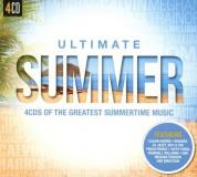 Çeşitli Sanatçılar: Ultimate... Summer - CD