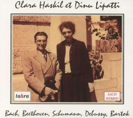 Clara Haskil, Dinu Lipatti: Clara Haskil & Dinu Lipatti - SACD