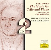 Pierre Fournier, Wilhelm Kempff: Beethoven: Cello Sonatas - CD