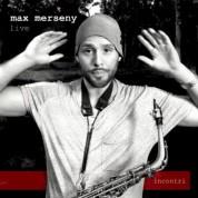Max Merseny: Incontri Live - Plak