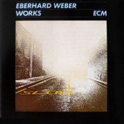 Eberhard Weber: Works - CD