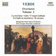 Verdi: Overtures, Vol.  1 - CD