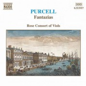 Purcell: Fantazias - CD