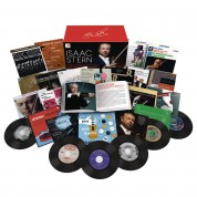 Isaac Stern: The Complete Columbia Analogue Recordings - CD