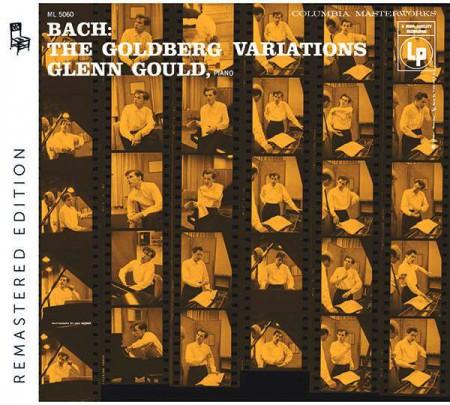 Glenn Gould: Bach: The Goldberg Variations - CD