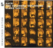 Glenn Gould: Bach: The Goldberg Variations - CD