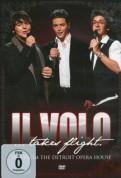 Il Volo: Takes Flight - DVD