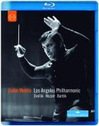 David Breidenthal, Los Angeles Philharmonic, Zubin Mehta: Dvorak: Symphony No. 8 / Mozart: Bassoon Concerto, K. 191 / Bartok: Concerto for Orchestra - BluRay