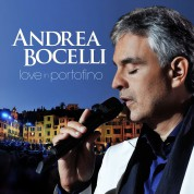 Andrea Bocelli: Love In Portofino - CD