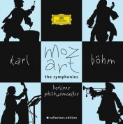 Berliner Philharmoniker, Karl Böhm: Mozart: The Symphonies - CD