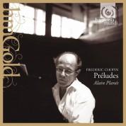 Alain Planès: Chopin: Preludes op.28 - CD