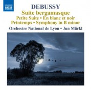 Jun Märkl: Debussy: Orchestral Works, Vol. 6 - CD