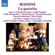 Christopher Franklin: Rossini: La Gazzetta - CD