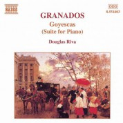Douglas Riva: Granados, E.: Piano Music, Vol.  2 - Goyescas - CD