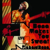 Richard Bona: Bona Makes You Sweat Live - CD