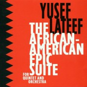 Yusef Lateef: The African-american Epic Suite - CD