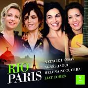 Natalie Dessay, Agnès Jaoui, Helena Noguerra, Liat Cohen: Rio Paris - CD