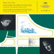 Clara Haskil, Bayerisches Staatsorchester, Ferenc Fricsay: Mozart: Concertos for Piano and Orchestra Nos. 19 & 27 - Plak
