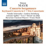 Bavarian Classical Players, Franz Hauk: Mayr: Concertos - CD