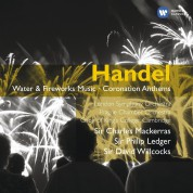 Handel: Water Music, Fireworks Music, Coronation Anthems - CD