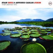 Stan Getz & Antonio Carlos Jobim: Their Greatest Hits - CD