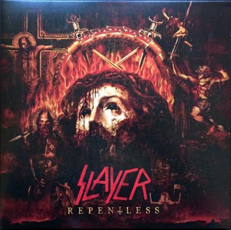 Slayer: Repentless - Plak