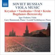 Igor Fedotov: Soviet Russian Viola Music - CD