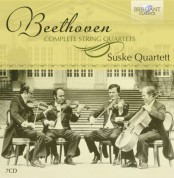 Suske Quartet: Beethoven: Complete String Quartets - CD