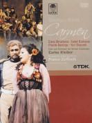 Elena Obraztsova, Plácido Domingo, Carlos Kleiber, Franco Zeffirelli, Orchester der Wiener Staatsoper: Georges Bizet: Carmen - DVD