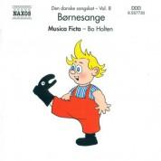 Bo Holten, Musica Ficta: Danish Folksongs, Vol. 8 (Children's Songs) - CD