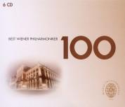 Wiener Philharmoniker: Best 100 - Wiener Philharmoniker - CD