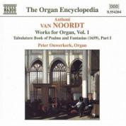 Van Noordt: Works for Organ, Vol.  1 - CD
