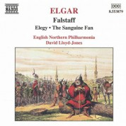 Elgar: Falstaff / The Sanguine Fan - CD