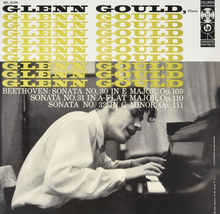 Glenn Gould: Beethoven: Sonata 30, 31 32 - Plak