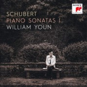 William Youn: Schubert: Piano Sonatas I - CD