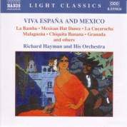 Richard Hayman Orchestra: Viva Espana And Mexico - CD