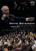 Staatskapelle Berlin, Daniel Barenboim: Mahler: Symphony No.9 - DVD