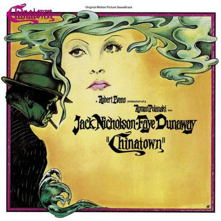 Jerry Goldsmith: Chinatown (Soundtrack) - Plak